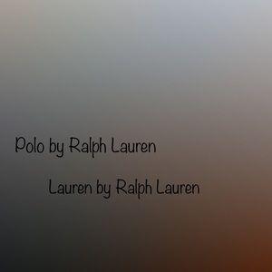 Other - Polo by  Ralph Lauren & Lauren by Ralph Lauren